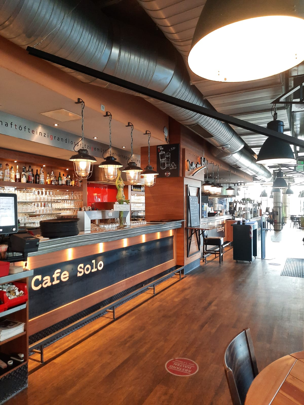 Cafe Solo Dortmund Bar