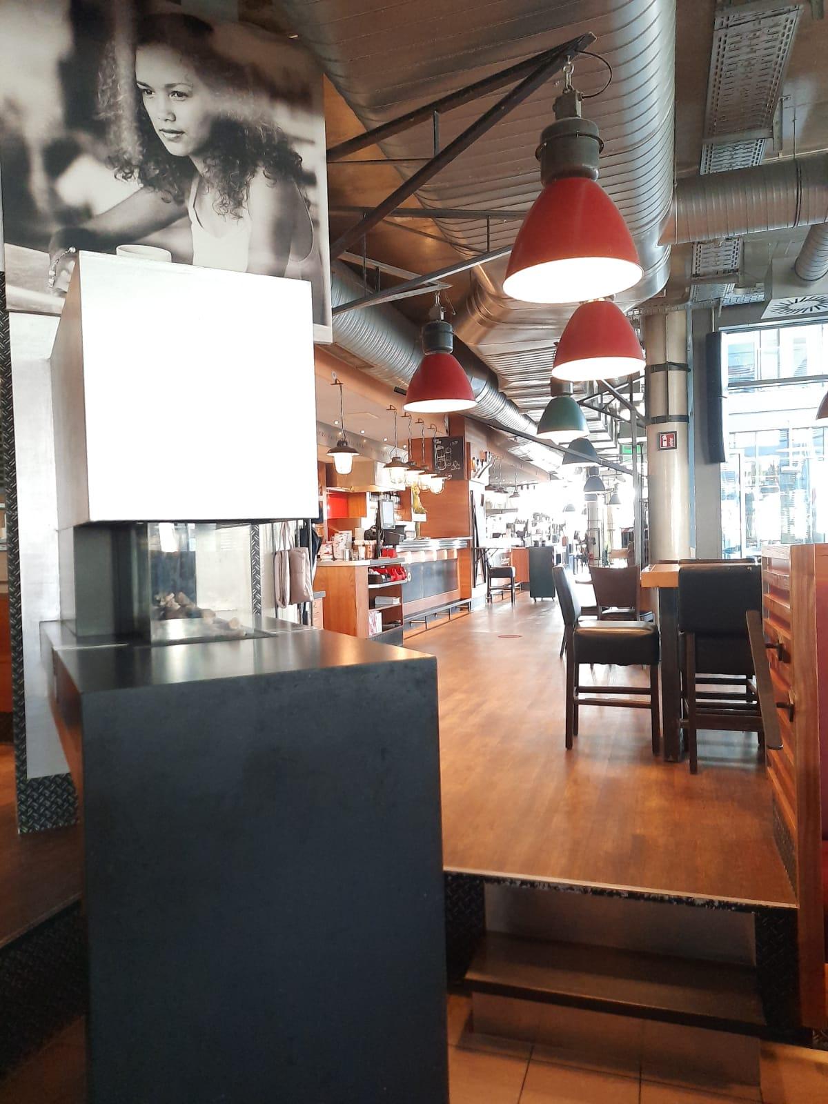 Cafe Solo Dortmund Innen
